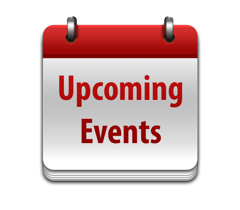 Upcoming events to keep an eye at in 2019-2019.